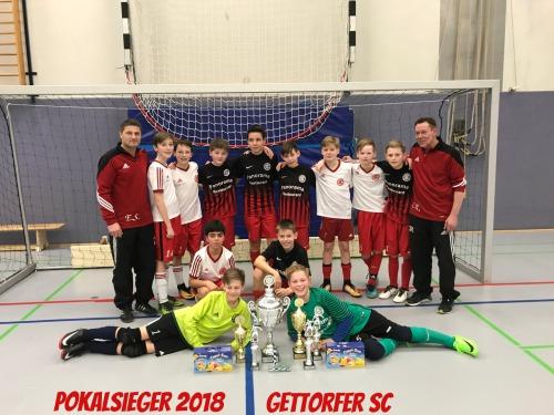 2018 Gettorfer SC